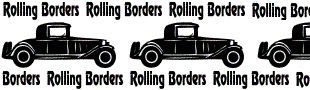 Rolling-Borders and Rolling-Artwork